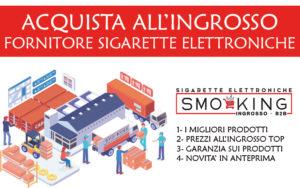 Fornitore all ingrosso di Sigarette elettroniche e liquidi
