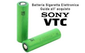 Batteria Sigaretta Elettronica Guida all' acquisto